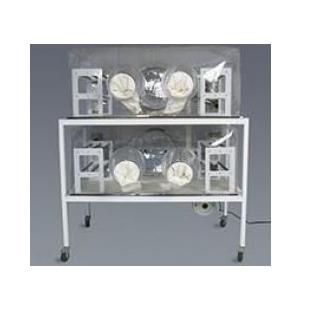 双层无菌隔离器手套箱