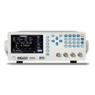 麥創Matrix MCR-6000A系列數字電橋測試儀