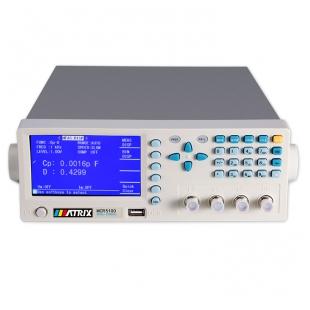 麥創Matrix MCR-5000系列精密數字電橋