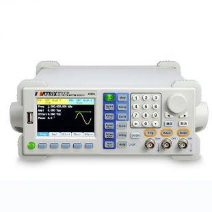 麦创Matrix MFG-2125/2140/2160信号发生器
