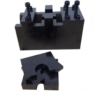 GFRP筋双剪测试装置
