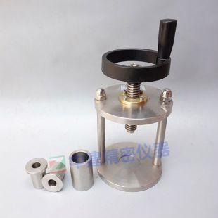 矿物棉压样器