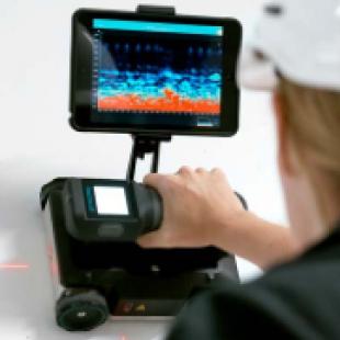 瑞士Proceq GPR Live手持式3D雷达结构成像