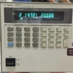 Agilent N3300A电子负载