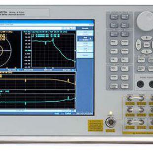 矢量网络分析仪E5072A租赁销售