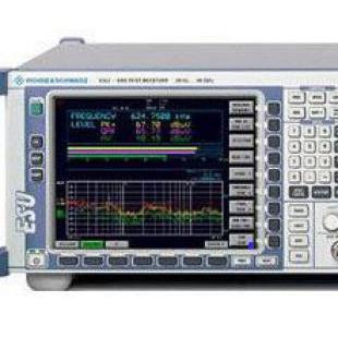 羅德與施瓦茨 ESU26 EMI測試接收機