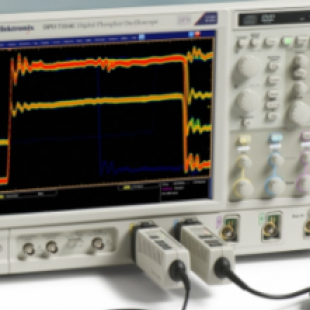 泰克DPO7354C数字荧光示波器