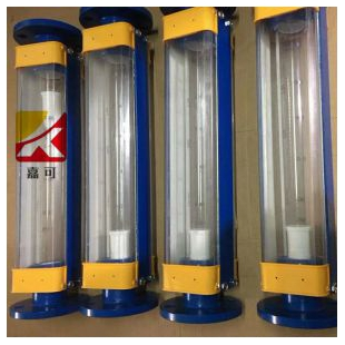 淮安嘉可不锈钢气体玻璃管转子流量计