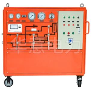 HYLH-V SF6 气体回收装置