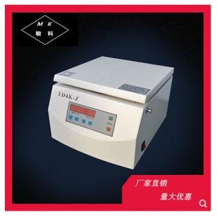 敏科  TD4K-Z台式低速离心机
