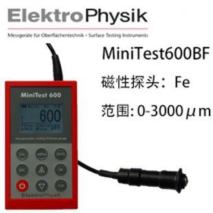 德国EPK MiniTest600BF涂层测厚仪