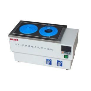 欧莱博 HJ-A2恒温磁力搅拌水浴锅