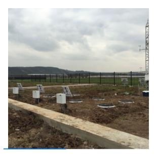 SS-ES03小型土壤蒸滲測量系統