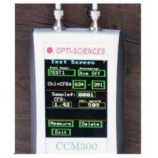 CCM-300葉綠素儀
