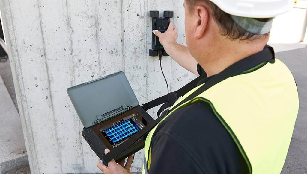 PM650AI 鋼筋掃描儀