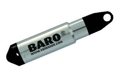 Baro Diver自動水位監測儀