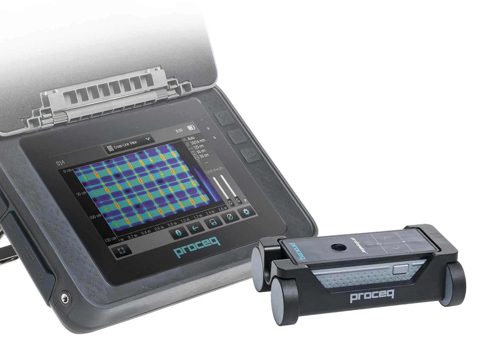 PM630AI 鋼筋掃描儀