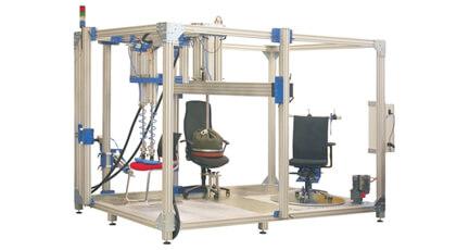 家具通用、沖擊及旋轉測試系統