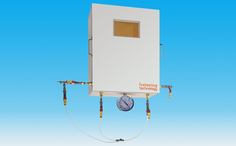 ABD0031煙密度及毒性試驗裝置