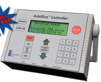 AutoRice 真空压力仪