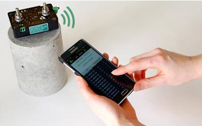 SmartBox混凝土无线电阻率传感器