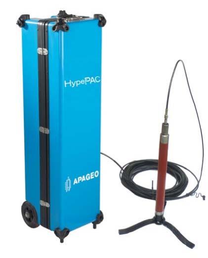 Hyperpac高压自动控制旁压仪