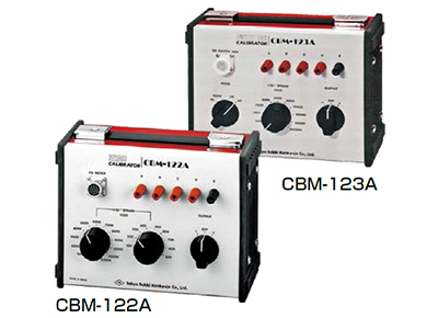 CBM-123A/CBM-353A 應變校準儀