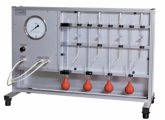 Testing渗气性测试仪