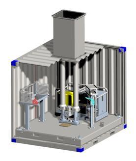 COBRA-200 集装箱式CPT系统