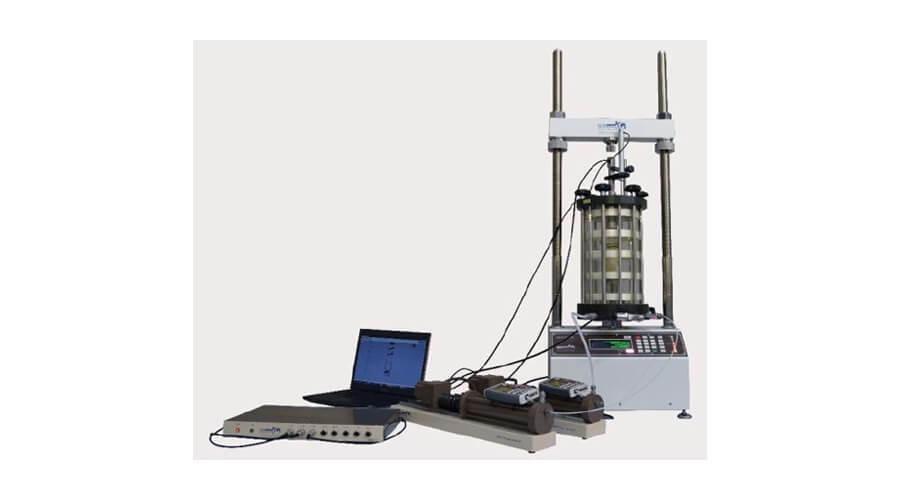 准动态三轴试验系统QDTAS