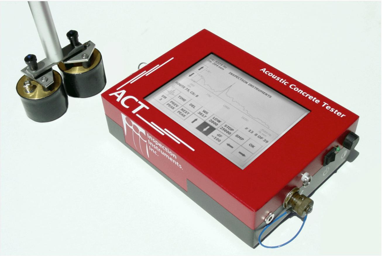 ACT混凝土厚度测试仪