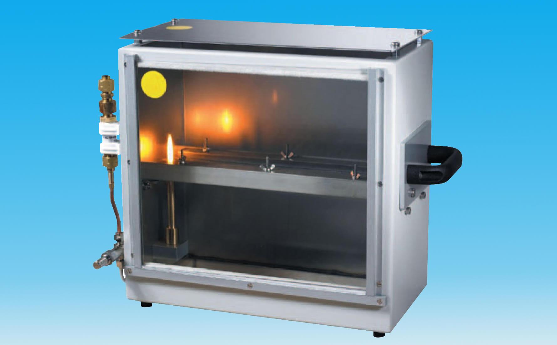 FMVSS 302燃燒測試箱