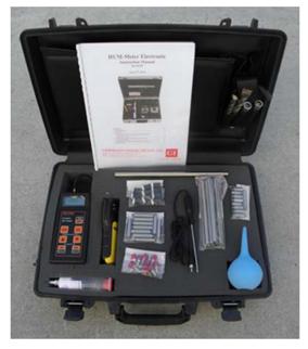 Hum-meter混凝土水分测定仪