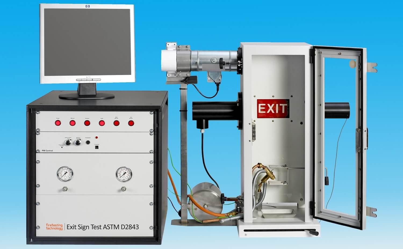 ASTM D2843烟气密度测试仪