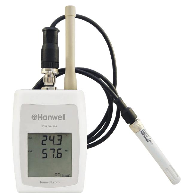 ML4114 溫濕度無線電變送器