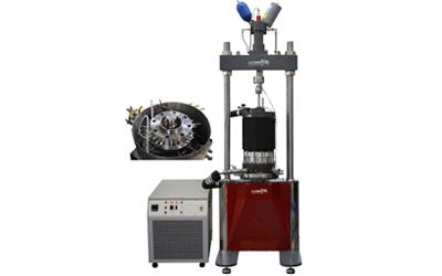 可燃冰水合物動三軸測試系統 ELCTTS