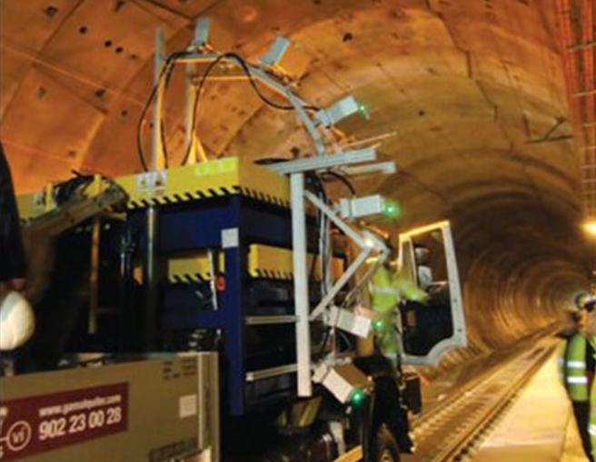激光隧道扫描系统(LTSS)