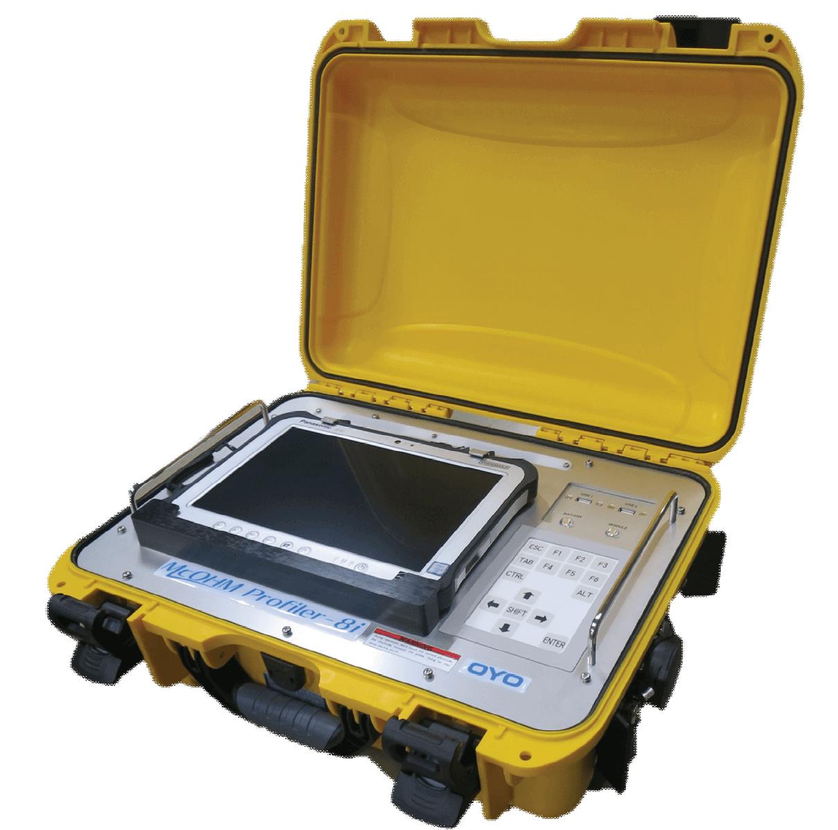 McOHM Profiler-8i数字化高密度电法仪