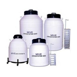 美国MVE液氮罐CryoSystem系列