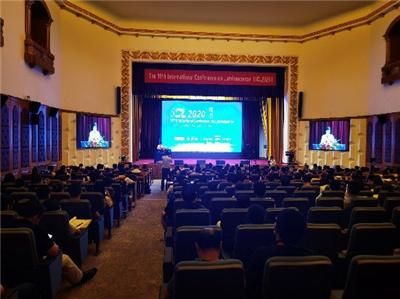 天美公司参加第十九届国际发光会议