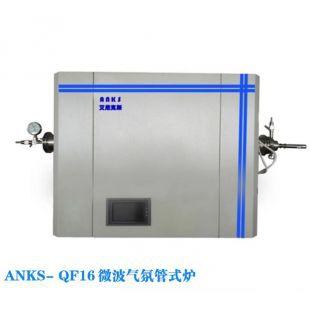 青岛艾尼克斯  ANKS- QF16微波气氛管式炉