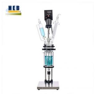 小型玻璃反應釜HEB-1L