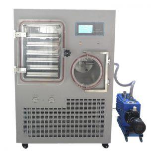 LGJ-100F硅油加热活性多肽冷冻干燥机