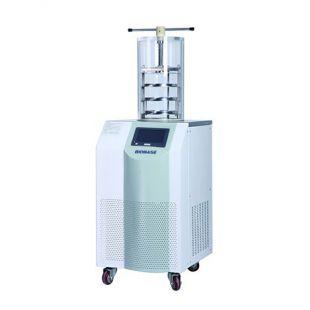 博科立式真空冷凍干燥機BK-FD18BT