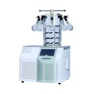 博科壓蓋多歧管型臺式真空冷凍干燥機BK-FD10PT