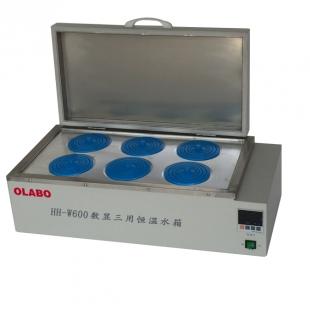 欧莱博电热恒温水箱HH-W600