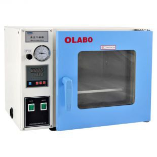 欧莱博台式真空干燥箱DZF-6050