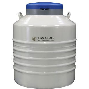 成都金凤品牌贮存型系列液氮罐YDS-65-216