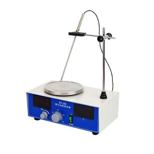 欧莱博双数显恒温磁力搅拌器85-2B