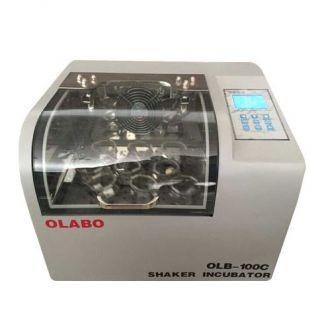 歐萊博恒溫搖床帶制冷OLB-200B